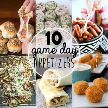 10 Best Game Day Appetizers