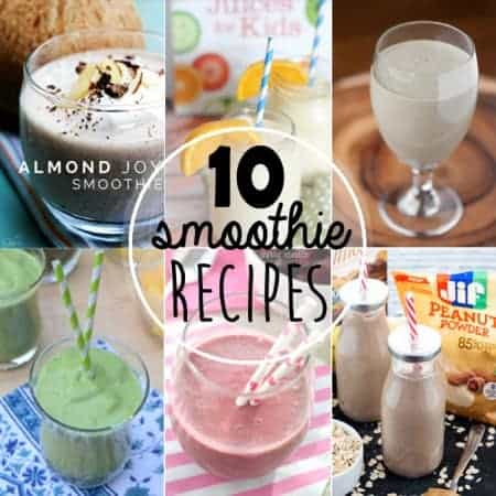 10 Best Smoothie Recipes