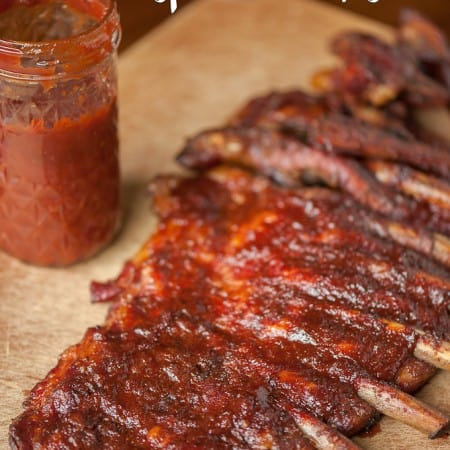Nothing says summer quite like a slow cooked, delicious, tender slab of BBQ Pork Spare Ribs. Even better, they are easy to make on a smoker or in the oven.