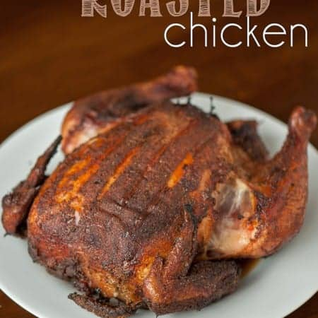 "This Damn Good Roasted Chicken is a moist flavorful mouthwatering chicken that is incredibly easy to make and will make everyone say ""damn that's good""."
