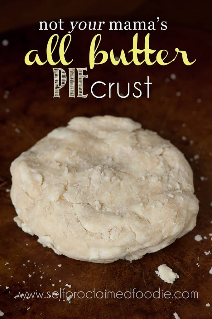 The perfect pie crust is almost entirely dependent on technique.