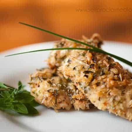 Parmesan Herb Chicken