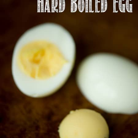 How does one achieve a perfect hard boiled egg? We're talking about a hard boiled egg that's easy to peel. An egg where the yolk is perfectly cooked and yellow and creamy.
