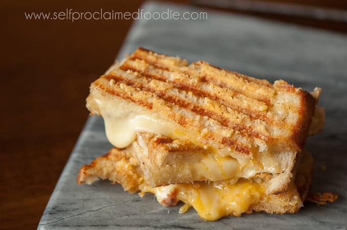 gourmet grilled cheese sandwich recipe
