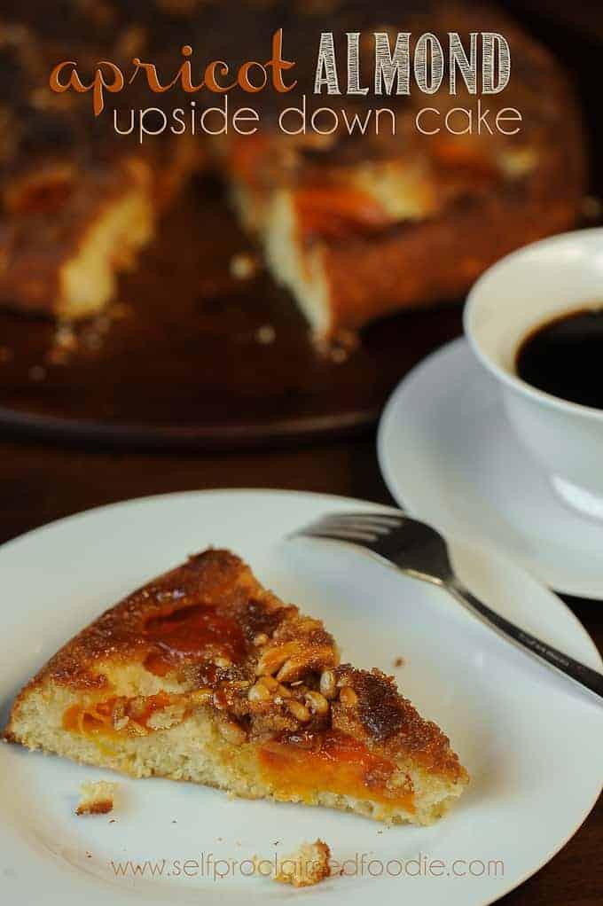 apricot-almond-upside-down-cake