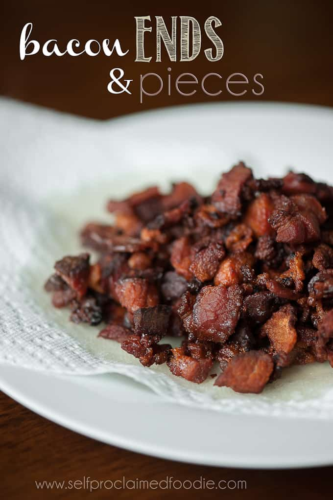 Bacon Ends and Pieces | Self Proclaimed Foodie