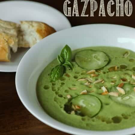 Cucumber Avocado Basil Mint Gazpacho   Self Proclaimed Foodie