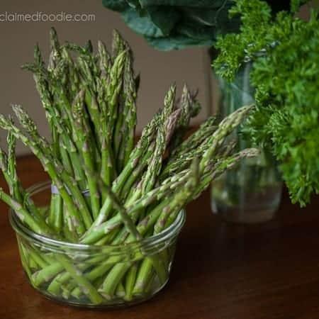 Storing Cut Greens | Self Proclaimed Foodie