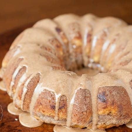 Buttercup Squash Cake