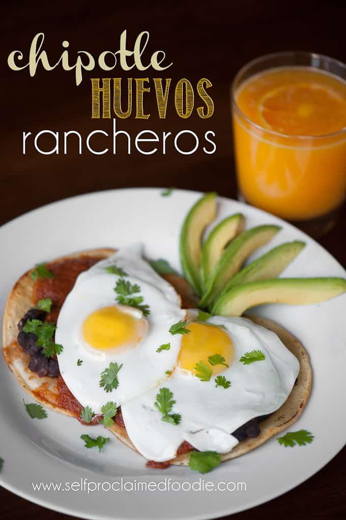 Chipotle Huevos Rancheros