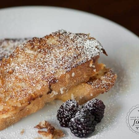 Coconut French Toast | Self Proclaimed Foodie