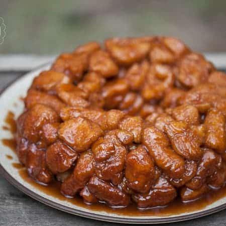 Granny's Monkey Bread Recipe