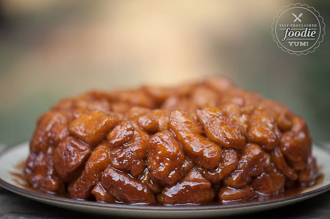 Easy recipe for monkey bread.
