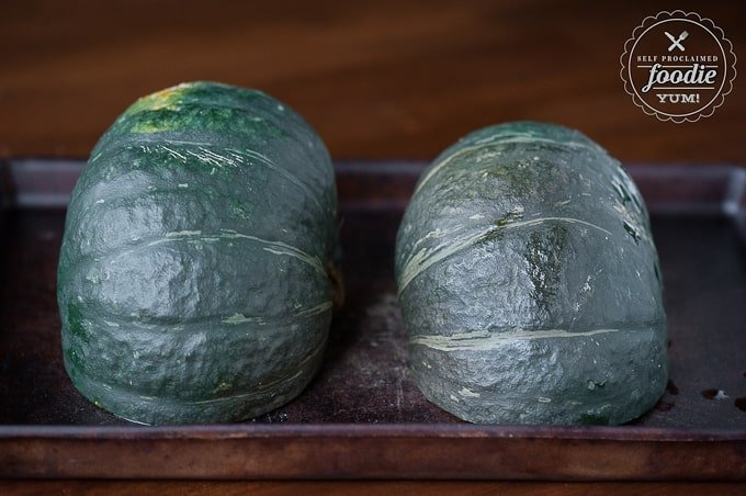 How to Roast Winter Squash | Self Proclaimed Foodie