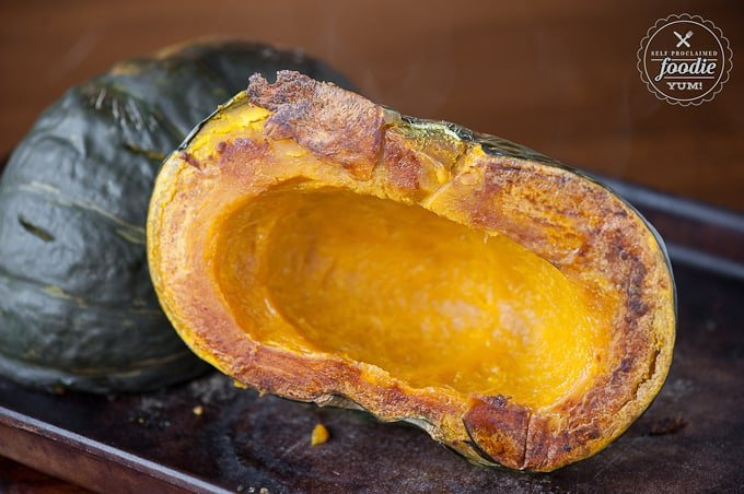 roasted buttercup squash recipe