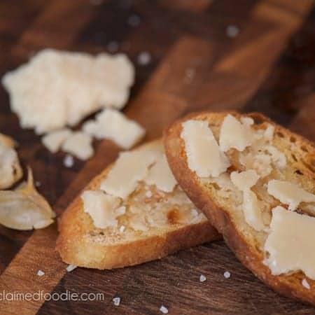 Roasted Garlic Toast | Self Proclaimed Foodie