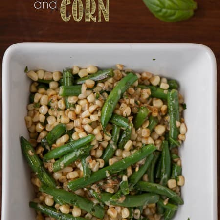 Sauteed Green Beans and Corn | Self Proclaimed Foodie