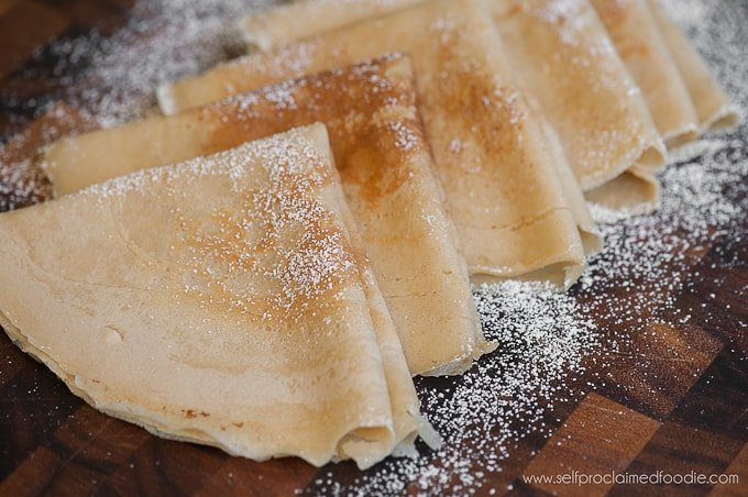 Sweet Blender Crepes