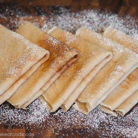 Sweet Blender Crepes | Self Proclaimed Foodie