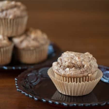 Nothing says fall quite like apples, and what better way to celebrate the change in seasons than with these soft and delicious homemade Applesauce Muffins.