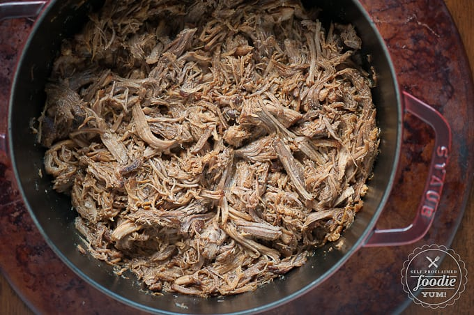 Slow Cooker Pulled Pork | Self Proclaimed Foodie