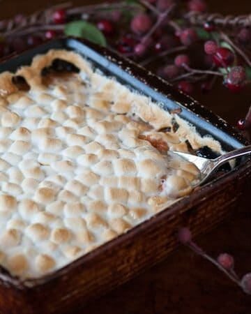 Krissy's Sweet Potato Casserole is one of my favorite traditional Thanksgiving side dishes because we've been making this recipe my entire life.