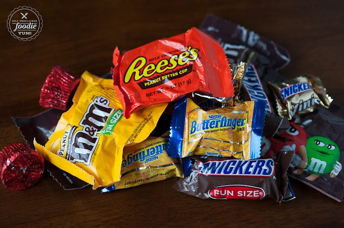 Trick or Treat Overload Bars | Self Proclaimed Foodie