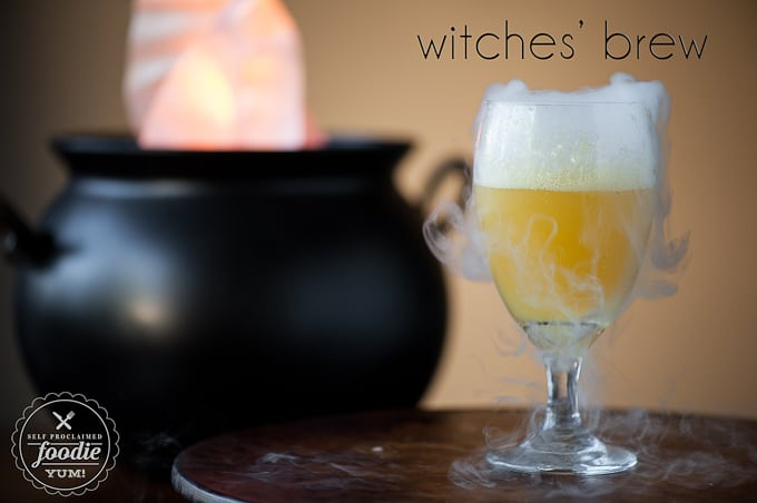 Halloween Witches Brew Self Proclaimed Foodie