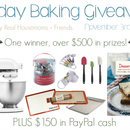 The Ultimate Holiday Baking Giveaway