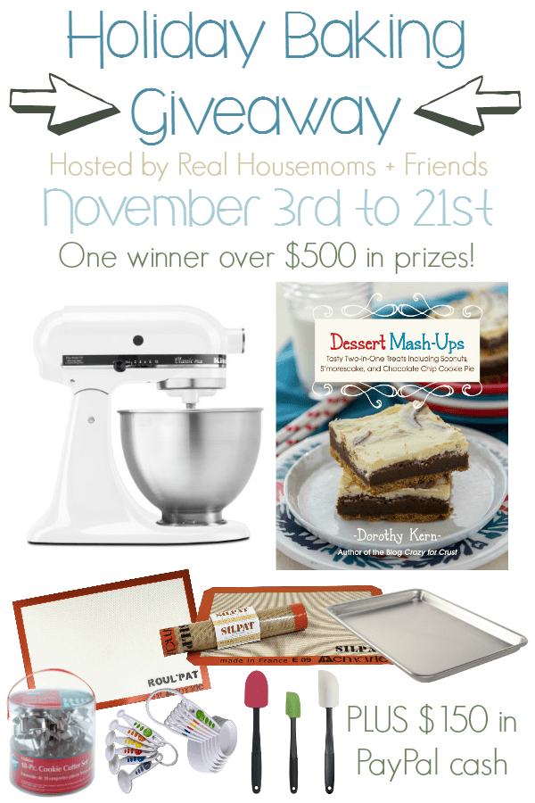 Holiday Baking Giveaway | Self Proclaimed Foodie