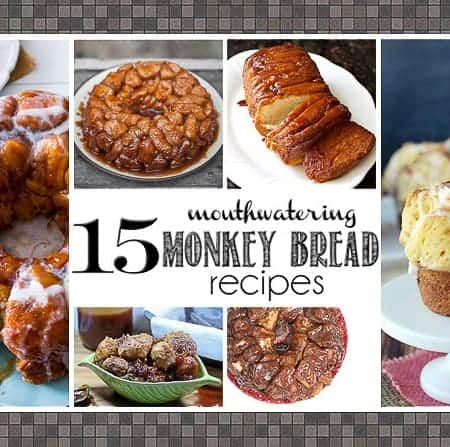 Monkey Bread Recipes | Self Proclaimed Foodie