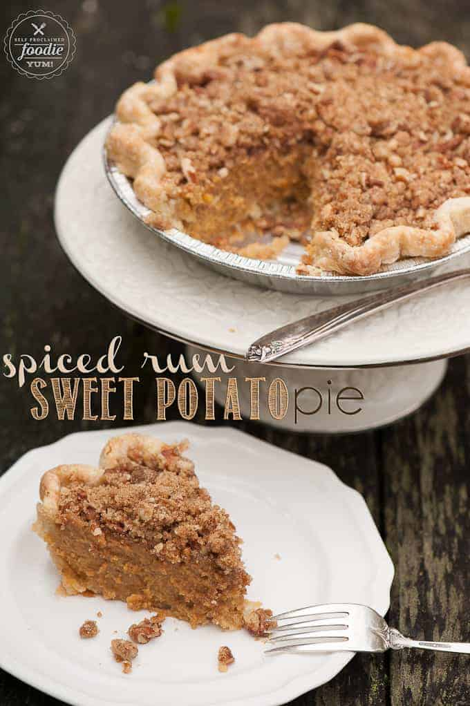pecan streusel cinnamon streusel sweet potato sweet potato pecan pie ...