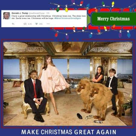 Happy Holidays – Election Edition