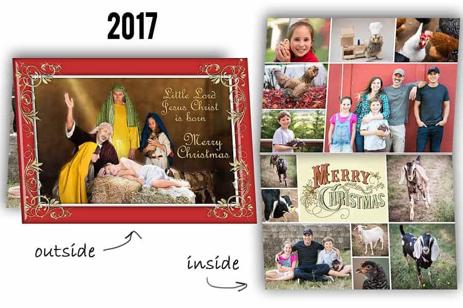 funny holiday card ideas for families