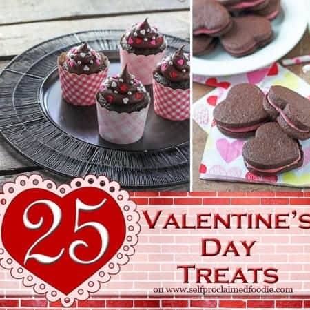 25 Valentine's Day Treats