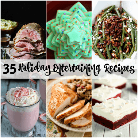 35 Holiday Entertaining Recipes