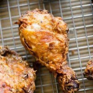 Buttermilk Fried Chicken drumstick