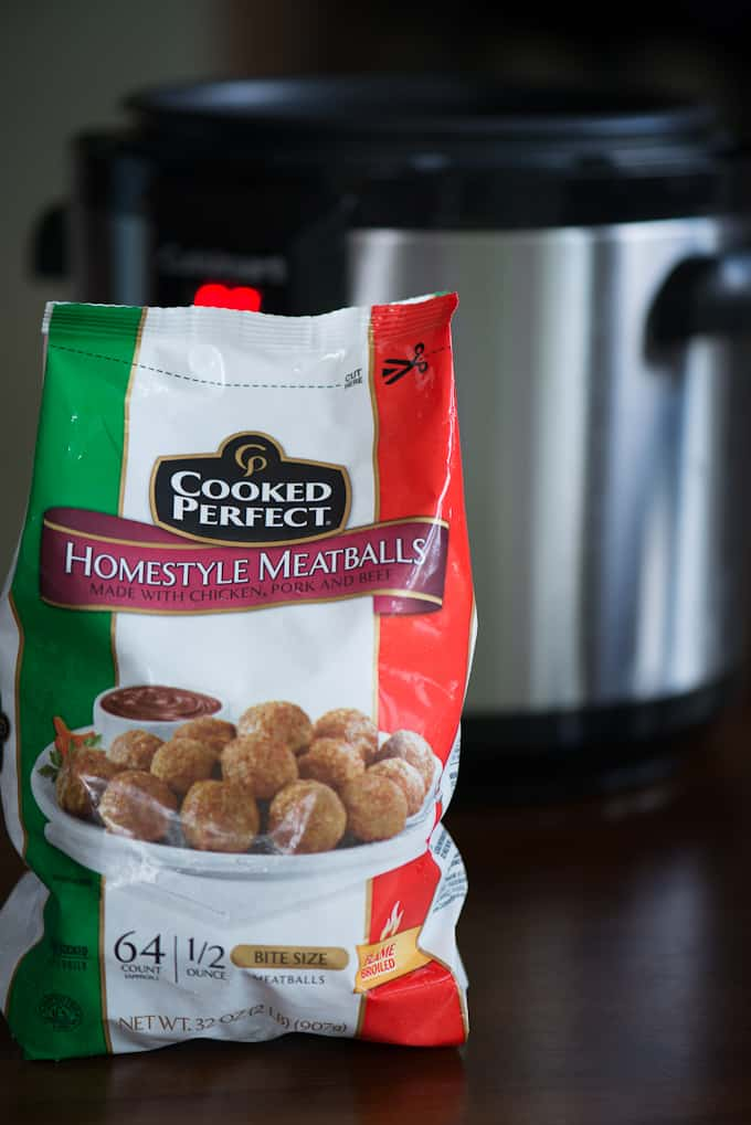 Made with just a few simple ingredients you probably have on hand, Pressure Cooker Cocktail Meatballs are a tasty appetizer that take minutes to prepare!