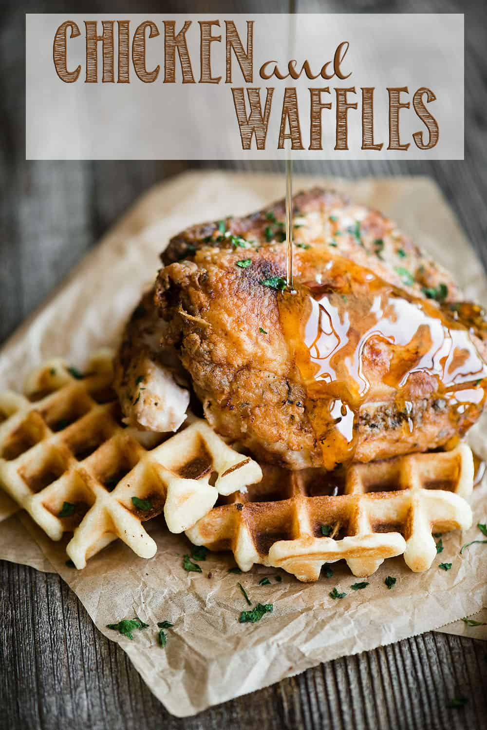 Chicken and Waffles recipes