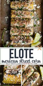 How to make Elote Mexican Street Corn