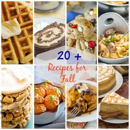 Perfect Fall Recipes