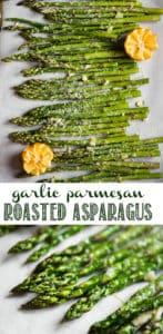 How to make perfect Garlic Parmesan Roasted Asparagus