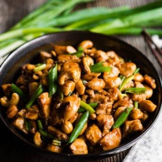 Perfect Cashew Chicken