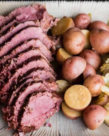 Corned Beef and Cabbage Instant Pot