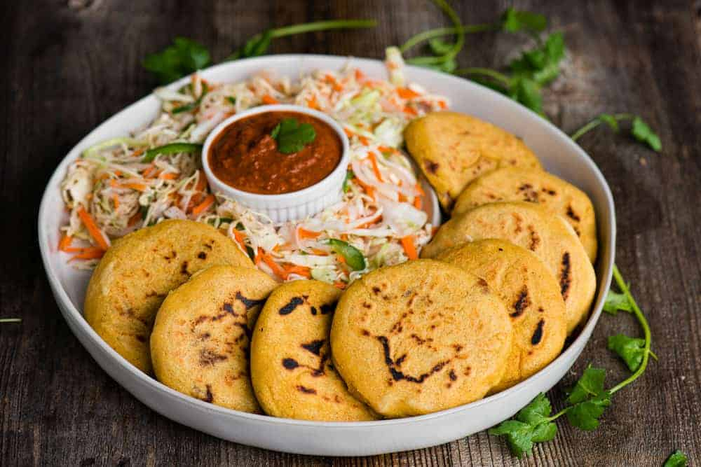 The Best Traditional Pupusas Recipe | Self Proclaimed Foodie