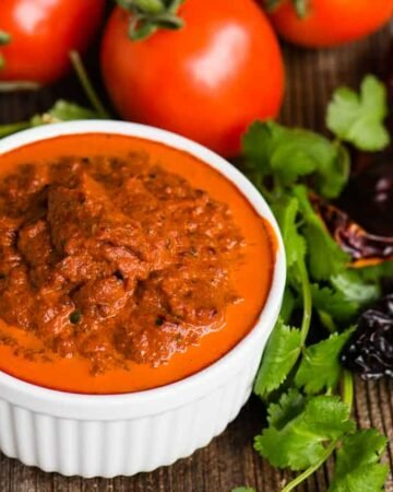 easy salsa roja recipe