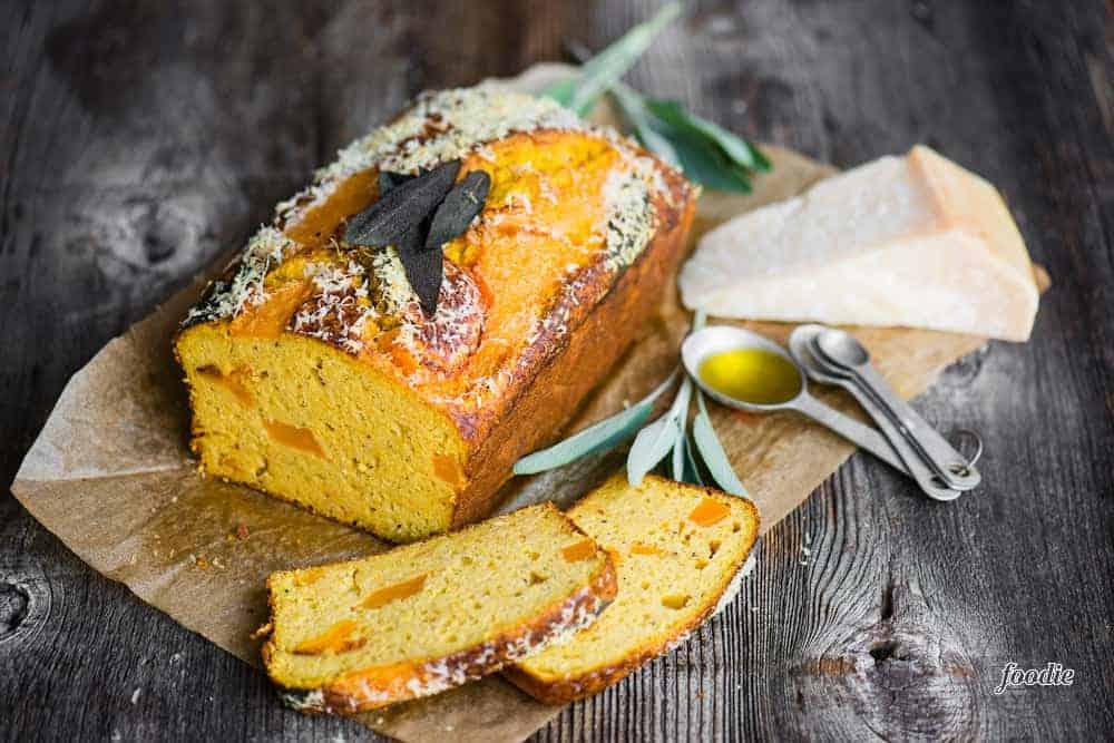Savory Butternut Squash Cake Self Proclaimed Foodie
