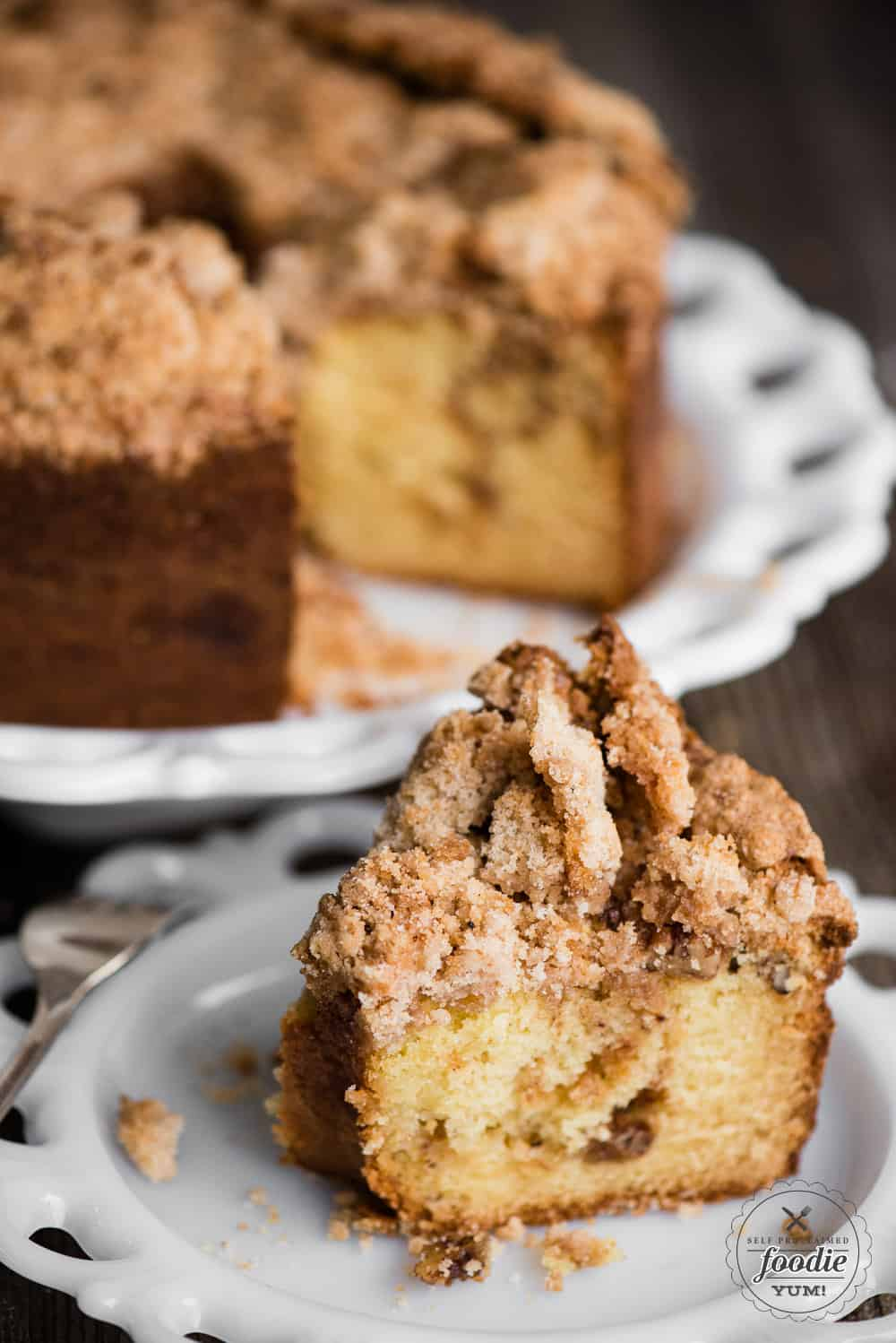 Sour Cream Coffee Cake recipe
