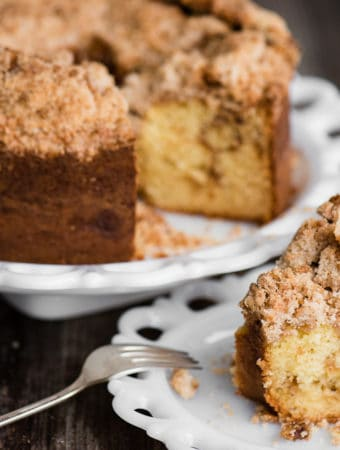 Sour Cream Coffee Cake bundt pan recipe
