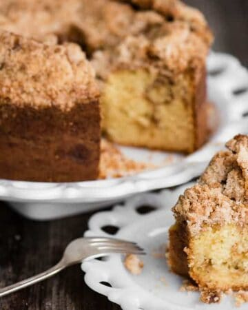 Sour Cream Coffee Cake bundt pan recipe
